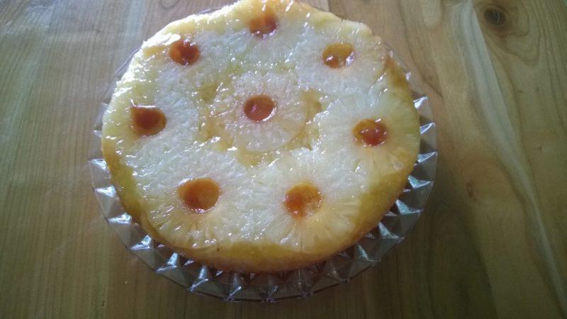 Ananasova obrnjenka