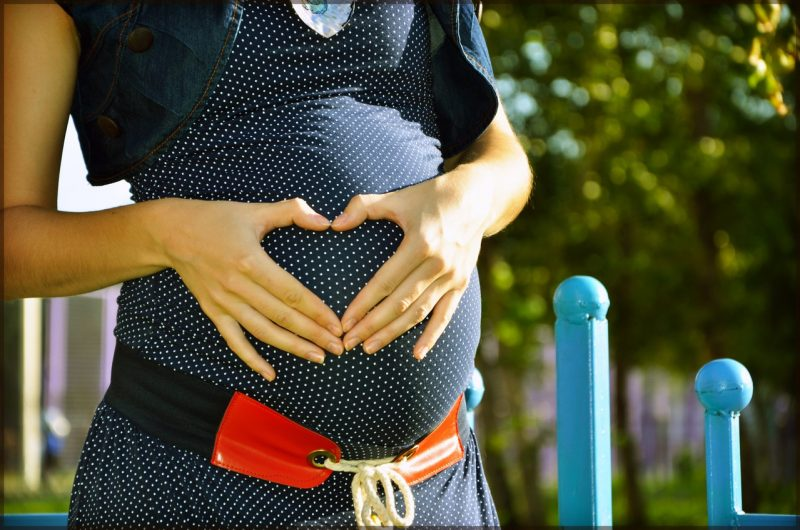 Potovanja po 30. tednu nosečnosti