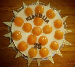Torte za rojstni dan