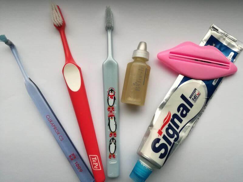 Izdelki za zobno higieno