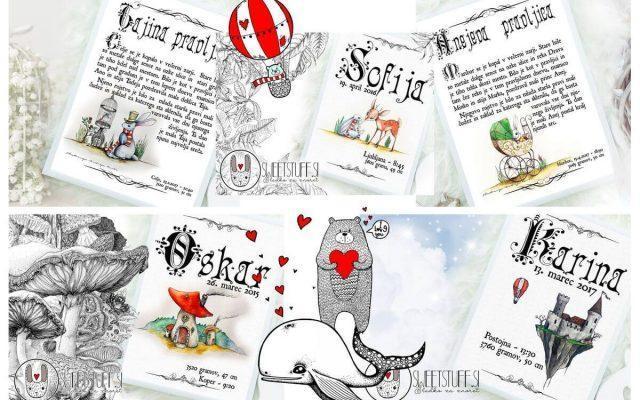 Ideje za darila - sweetstuff.si