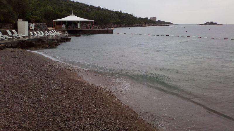 plaža mirište