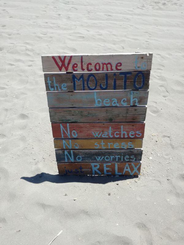 Plaža mojito