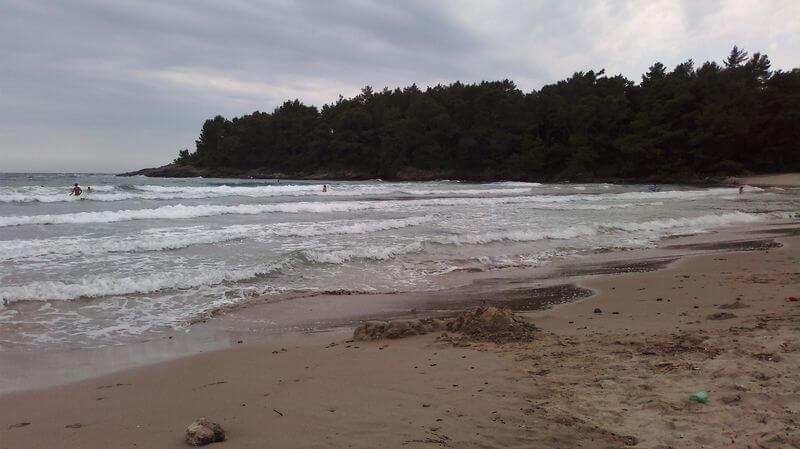 Plavi horizont plaža
