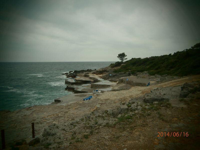 Trsteno plaža