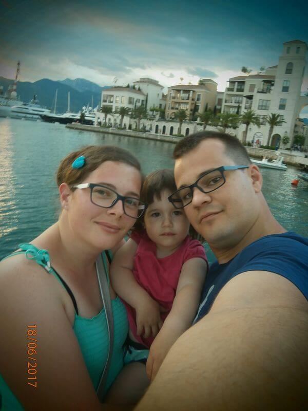 izberi modro družina v Črni gori