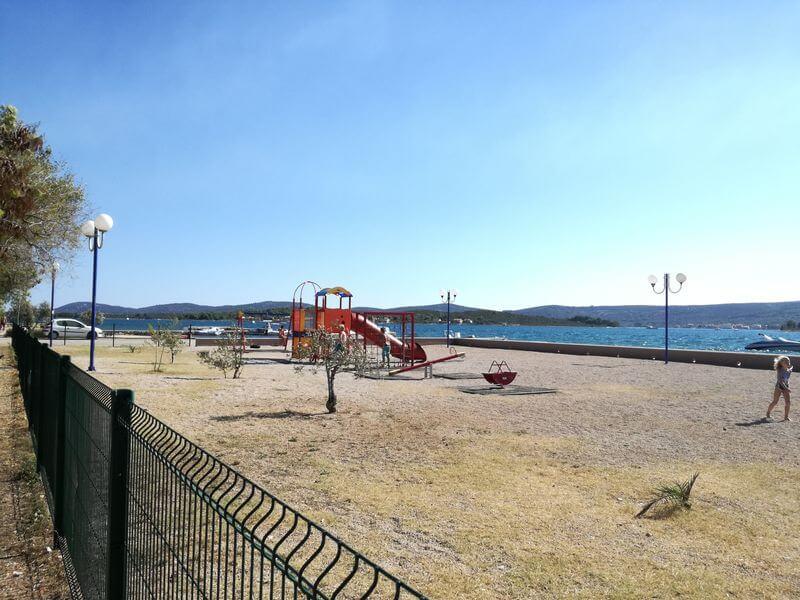 Turanj - Otroško igrišče