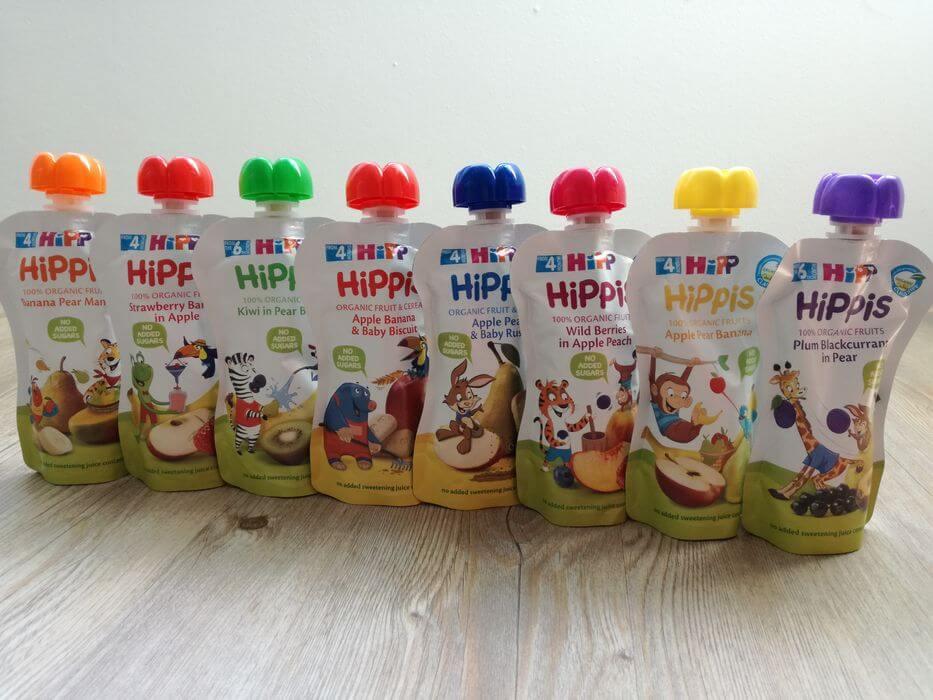 Sadni žepki HIPP