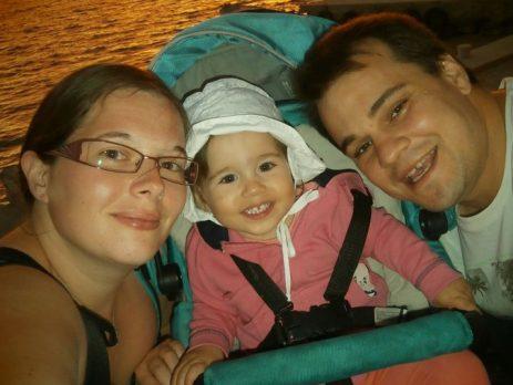 Metajna Izberi modro-družina