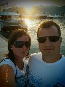 Marina - Tivat - Črna gora - Izberi modro družina