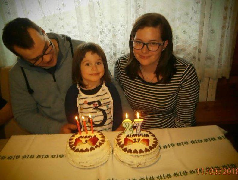 3. Rojstni dan - Izberi modro družina