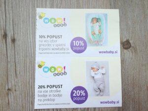Knjižica bonov za nosečnice 2018 – Dm babybonus