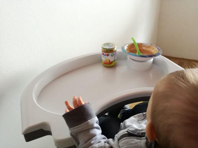 Uvajanje goste hrane - nadaljevanje