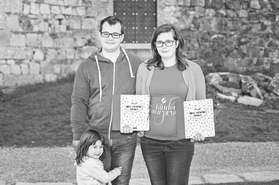 2. pregled - dvojna sreča Izberi modro družina