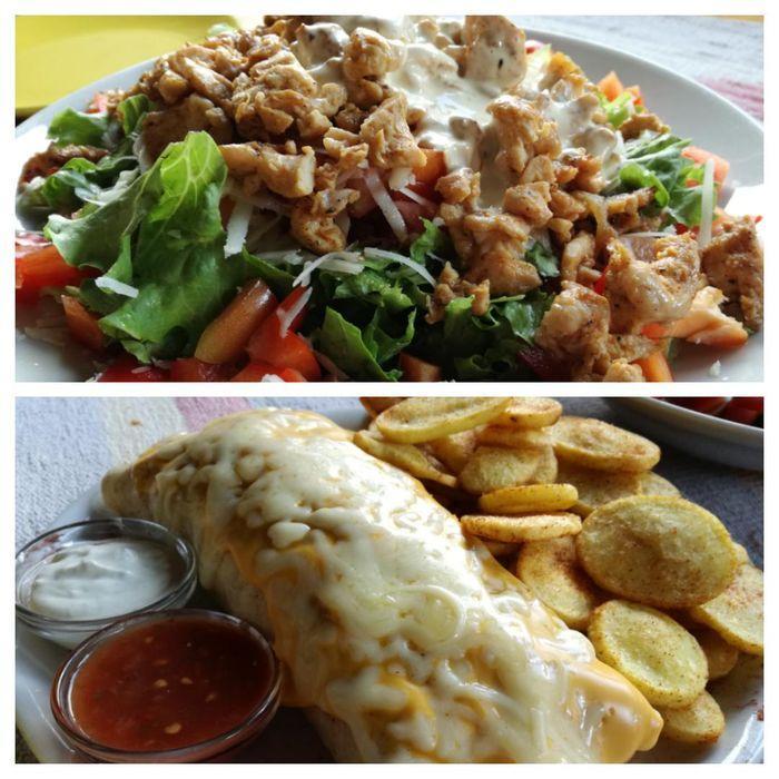 28. - 29. teden nosečnosti - mehiška hrana - Kantina na postaji