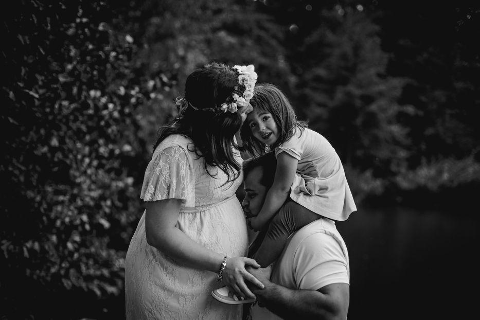 Nosečniško fotografiranje - Izberi modro - Art Box Photography