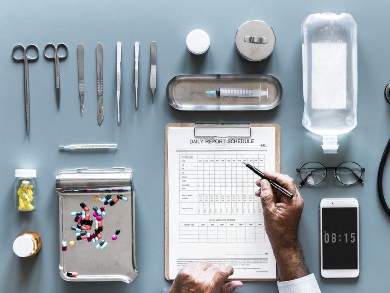 histeroskopija - čiščenje maternice
