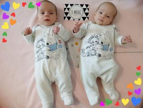 11. - 12. teden - dojenčkov dnevnik - izberi modro družina