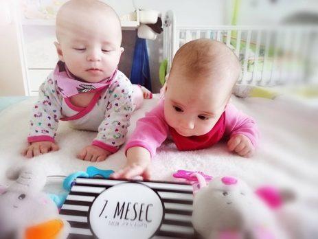 27. - 28. teden - dojenčkov dnevnik - izberi modro družina