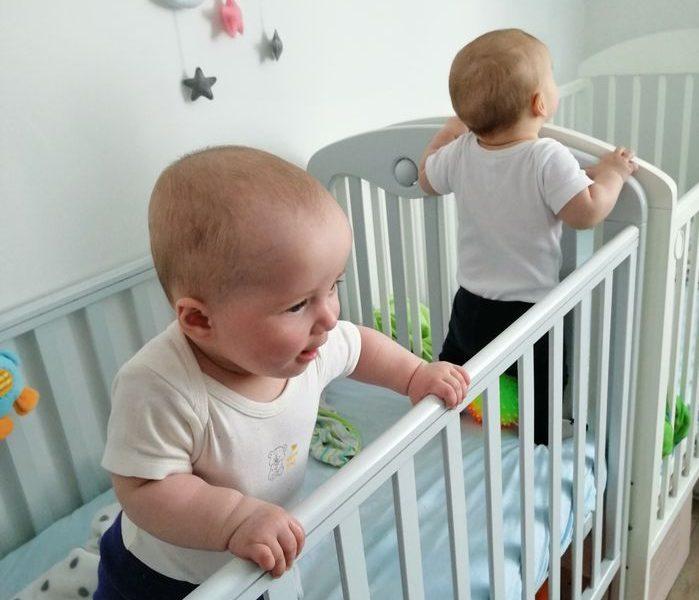 39. - 40. teden - Dojenčkov dnevnik - Izberi modro družina