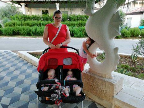 41. - 42. teden - Dojenčkov dnevnik Izberi modro družina