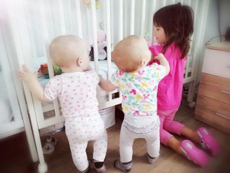43. - 44. teden - Dojenčkov dnevnik Izberi modro družina