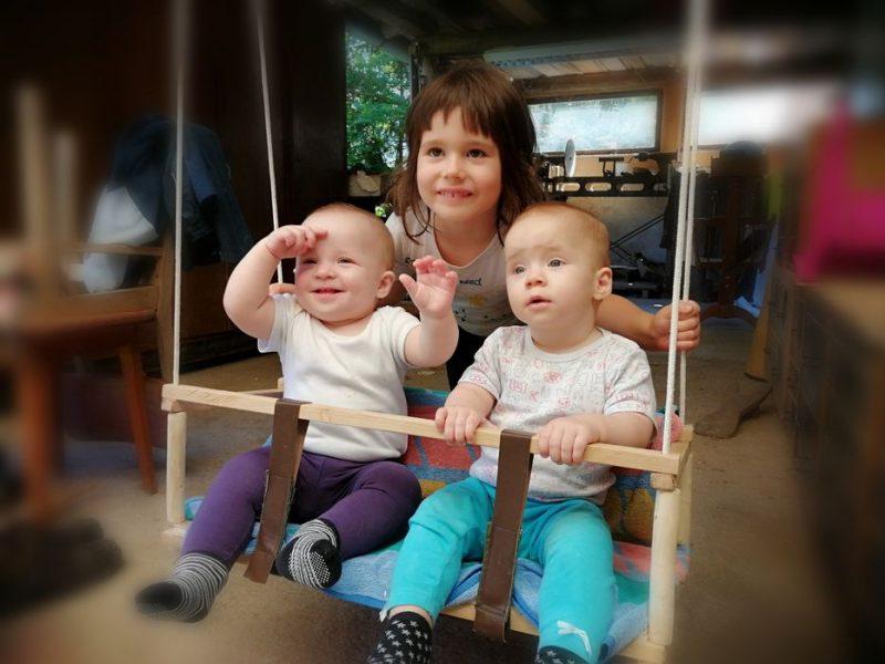 47. - 48. teden - Dojenčkov dnevnik - Izberi modro družina