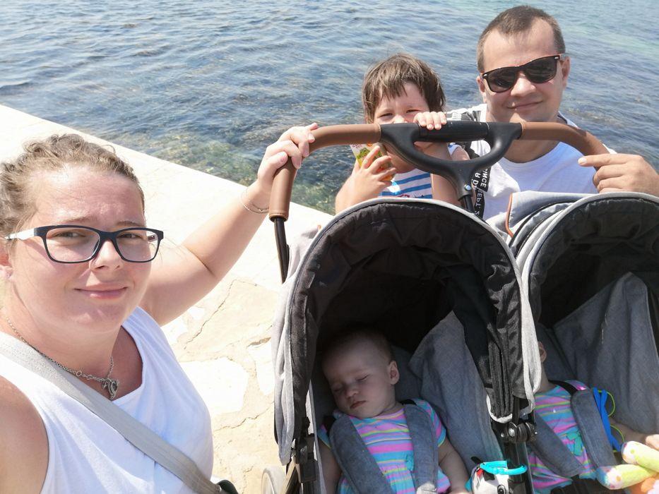 51. - 52. teden - dojenčkov dnevnik - Izberi modro družina