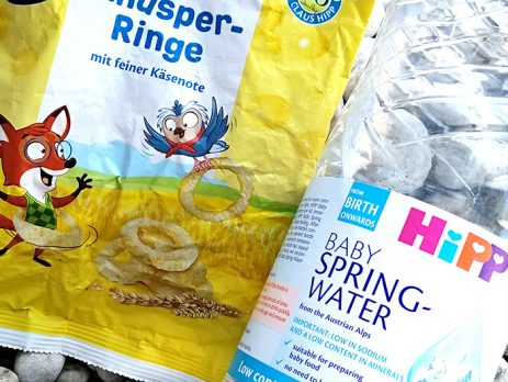 HiPP voda - Izberi modro