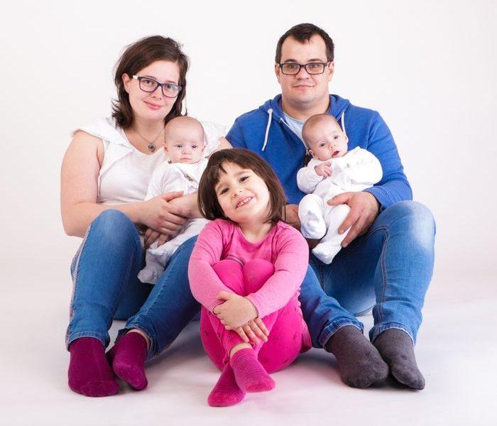 Fotografije otrok na spletu - izberi modro družina