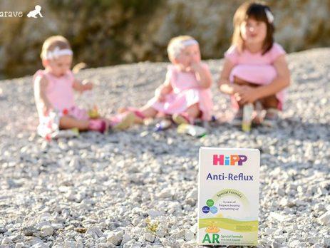 HiPP Ar - Izberi modro družina - HiPP ambasadorka