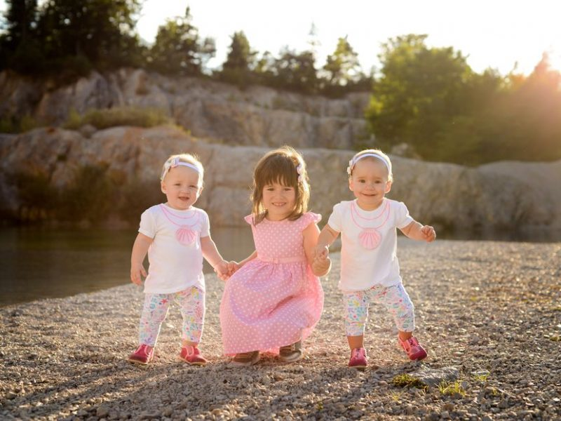 Moje tri zgodbe o dojenju - izberi modro družina HiPP