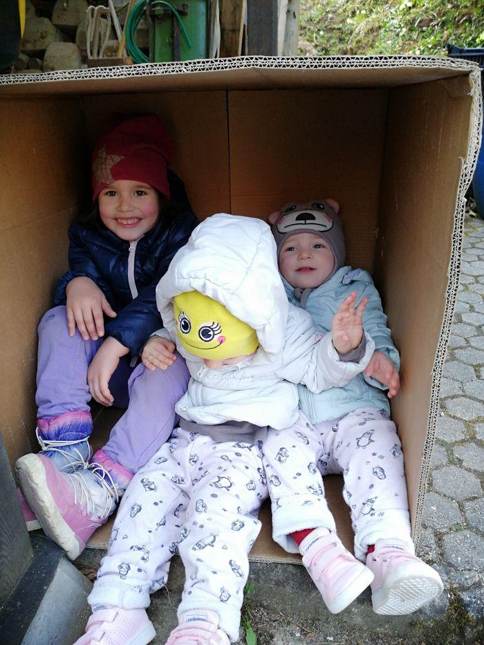 Sedmi mesec - Malčkov dnevnik - Izberi modro družina