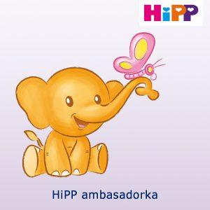 HiPP ambasadorka