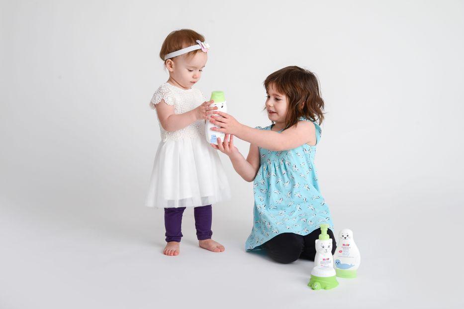 Triki za v hippu skopane otroke - Izberi modro družina