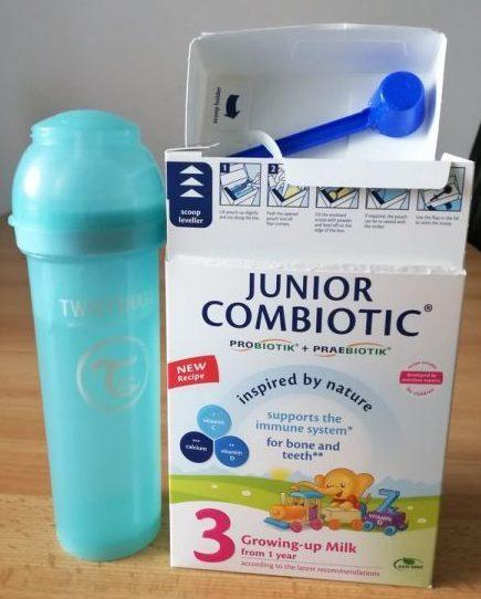 Pet napak pri pripravi adaptiranega mleka - Izberi modro