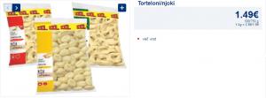 tortelini/njoki