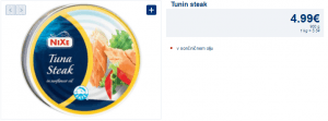 tunin steak