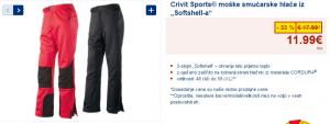 moške smučarske hlače