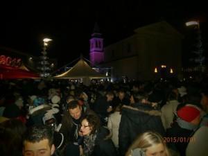 Oddih - Poreč (4) novo leto