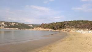 Oddih - otok Rab (2) -Plaža 2 v Loparju
