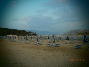 Oddih otok Rab (24) - plaža Lopar