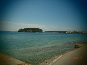 Oddih otok Rab (28) - Banjol in polotoček