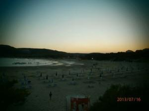 Oddih otok Rab (31) - plaža Lopar
